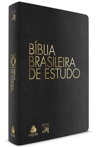 Bíblia Brasileira de Estudo (Preta)