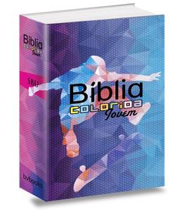 Bíblia Colorida Jovem (Esporte Radical)