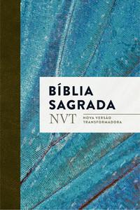 Bíblia NVT - Azul claro (brochura)
