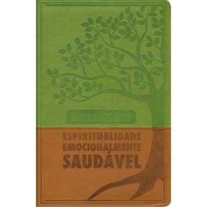 Bíblia De Estudo Espiritualidade Emocionalmente Saudável