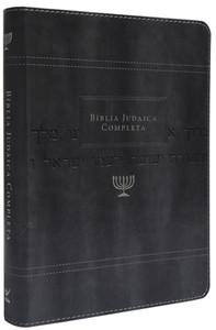 Bíblia Judaica Completa (Luxo Cinza)