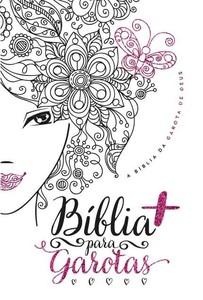 Bíblia + Para Garotas - Capa Glitter