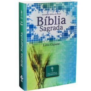 Bíblia Sagrada Letra Gigante (NTLH)