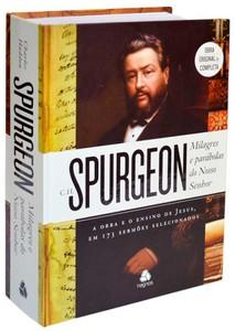 Milagres e parábolas do Nosso Senhor - Charles Spurgeon