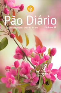 Pão Diário 2018 Vol. 21 - Capa Feminina