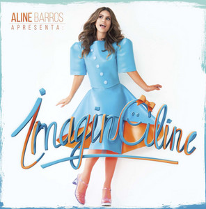 CD - Imaginaline - Aline Barros