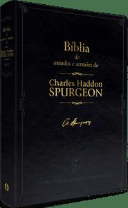 Bíblia de Estudos e Sermões de C. H. Spurgeon - NVT