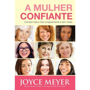 eb3e0d9a00 A mulher confiante - Joyce Meyer
