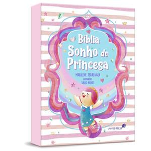 Bíblia Sonho de Princesa - Marilene Terrengui