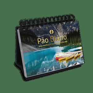 Pão Diário 2019 Vol. 22 - Edição de Mesa (Capa Paisagem)