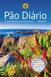 Pão Diário 2019 Vol. 22 (Letra Gigante - Capa Paisagem)
