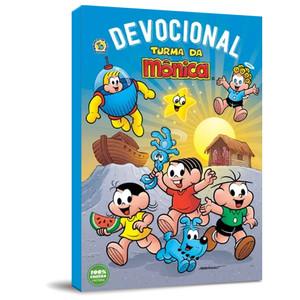 Devocional Turma da Mônica - Richarde Guerra e Mauricio de Sousa