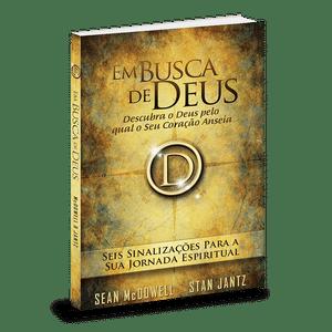 Em Busca de Deus - Guia de Estudo - Sean McDowell e Jennifer Dion