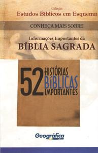 Estudos Bíblicos em Esquema: Informações Importantes da Bíblia Sagrada