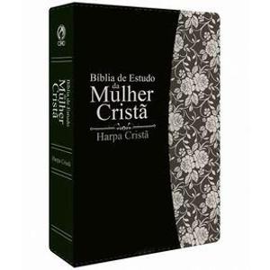 Bíblia de Estudo da Mulher Cristã (Luxo Preta)
