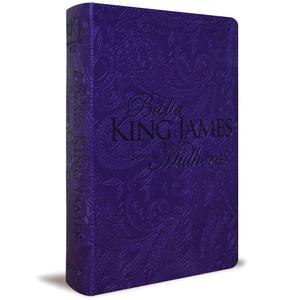 Bíblia King James Para Mulheres (Roxo)