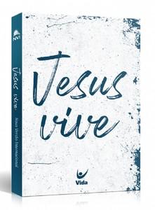 Bíblia NVI - Brochura - Jesus Vive