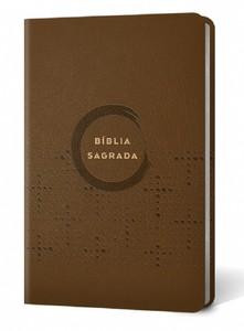 Bíblia NVI - Media - Luxo Marrom