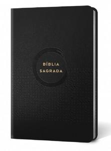 Bíblia NVI - Media - Luxo Preta