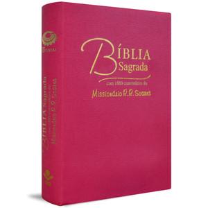 Bíblia Sagrada Com 1880 Comentários de R.R Soares