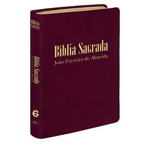 Bíblia de Bolso (Revista e Corrigida | Capa Vinho)