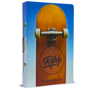 Skateboard Bible - NVI