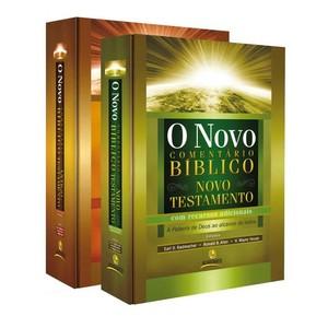 O Novo Comentário Bíblico - A.T. e N.T (com recursos adicionais)