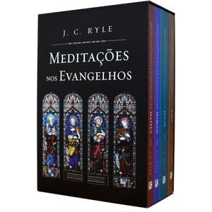 Box: Meditações nos Evangelhos - J.C Ryle