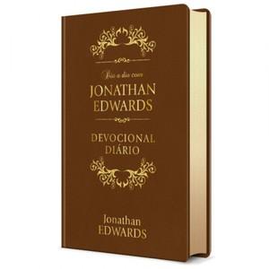 Dia a Dia Com Jonathan Edwards (Capa Luxo) - Jonathan Edwards