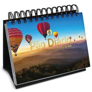Pão Diário 2020 Vol. 23 - Edição de Mesa - Pão Diário