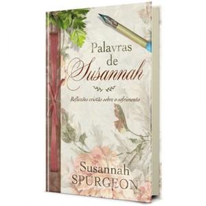 Palavras De Susannah - Susannah Spurgeon