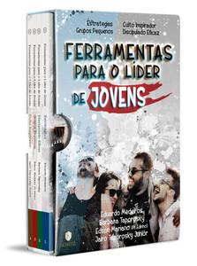 Box Completo - Ferramentas Para o Líder de Jovens (4 Livros)