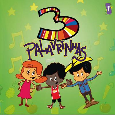 CD 3 Palavrinhas - Volume 1