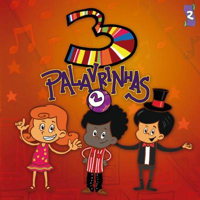 CD 3 Palavrinhas - Volume 2