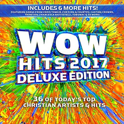 CD Duplo WOW Hits 2017 (Deluxe Edition)