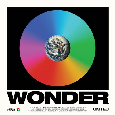 CD Wonder - Hillsong United