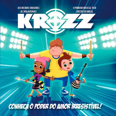 CD Conheça o Poder do Amor Irresistível - Krozz