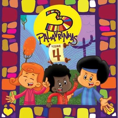 CD 3 Palavrinhas - Volume 4