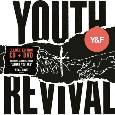 CD/DVD Youth Revival - Hillsong Young & Free