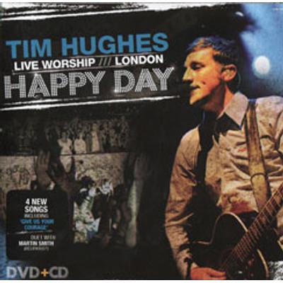 CD/DVD Happy Day - Tim Hughes