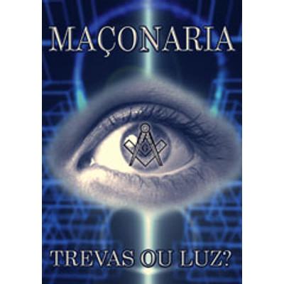 DVD Maçonaria - Trevas ou Luz? - Documentário