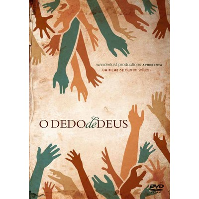 DVD O Dedo de Deus - Documentário
