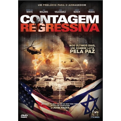 DVD Contagem Regressiva - Filme