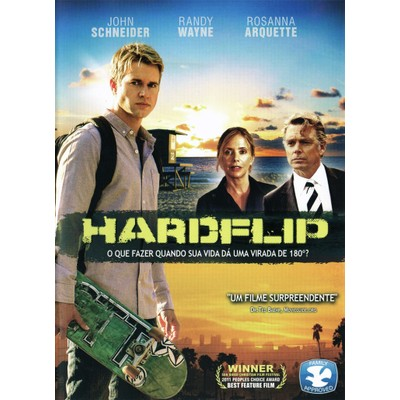 DVD Hardflip - Filme