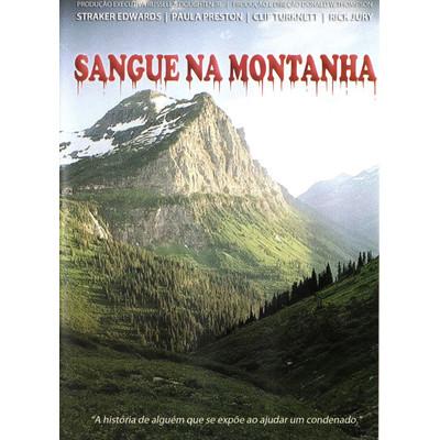 DVD Sangue na Montanha - Filme