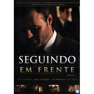 DVD Seguindo em Frente - Filme