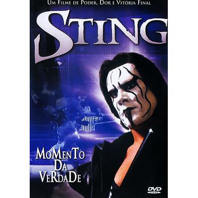 DVD Sting: Momento da Verdade - Filme