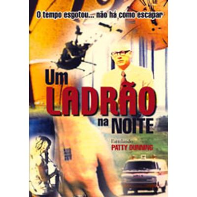 DVD Um Ladrão na Noite - Filme
