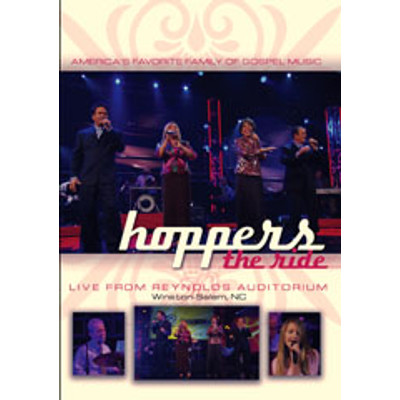 DVD The Ride - Hoppers
