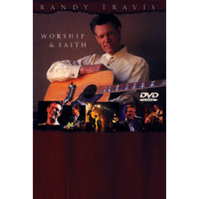 DVD Worship & Faith - Randy Travis